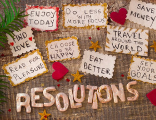 New Year's Resolutions for Your Ride