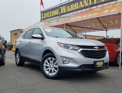 Model Spotlight: 2018 Chevrolet Equinox LT