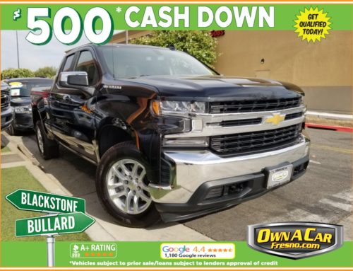 Model Spotlight: 2020 Chevrolet Silverado 1500 LT Double Cab 4X4