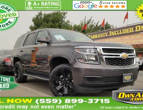 Looking for an SUV? Check Out Our 2016 Chevrolet Tahoe LS!