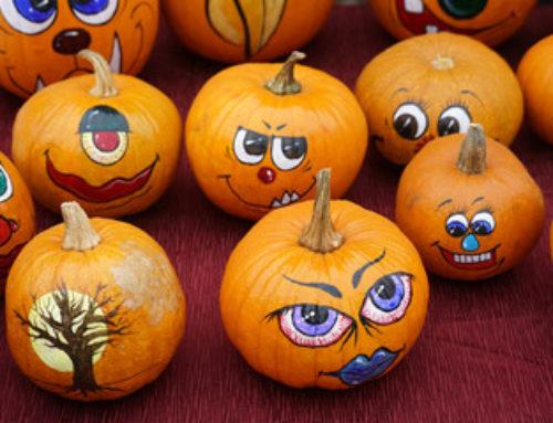 Fun Pumpkin Carving Alternatives