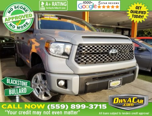 Model Spotlight: 2019 Toyota Tundra SR5 4X4