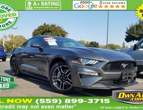 Model Spotlight: 2020 Ford Mustang EcoBoost Premium Fastback