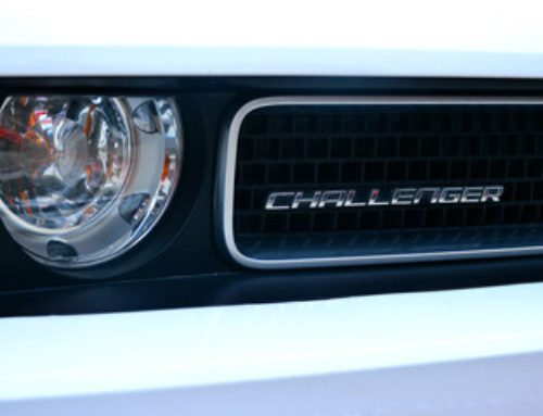 Make a Statement in our Challenger!