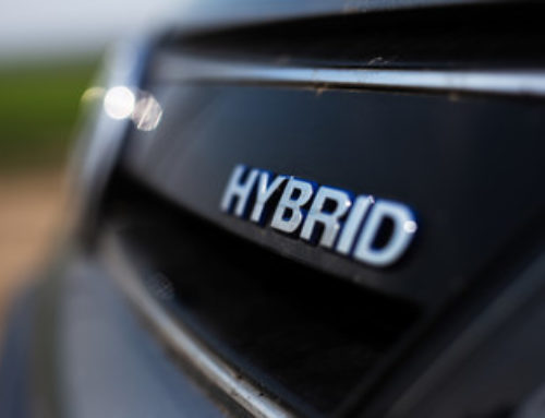 Just Not Ready to Jump on the Electric Band Wagon? Check Out Our Ford Fusion Hybrid!
