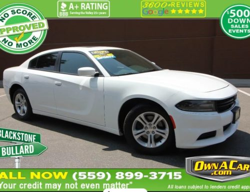 Step Out and Stand Out in Our Charger!