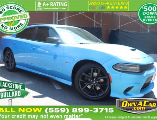 Feel the Power of a HEMI in our Dodge Charger!