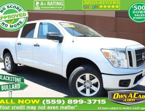 Upgrade Your Workforce with our 2017 Nissan Titan!